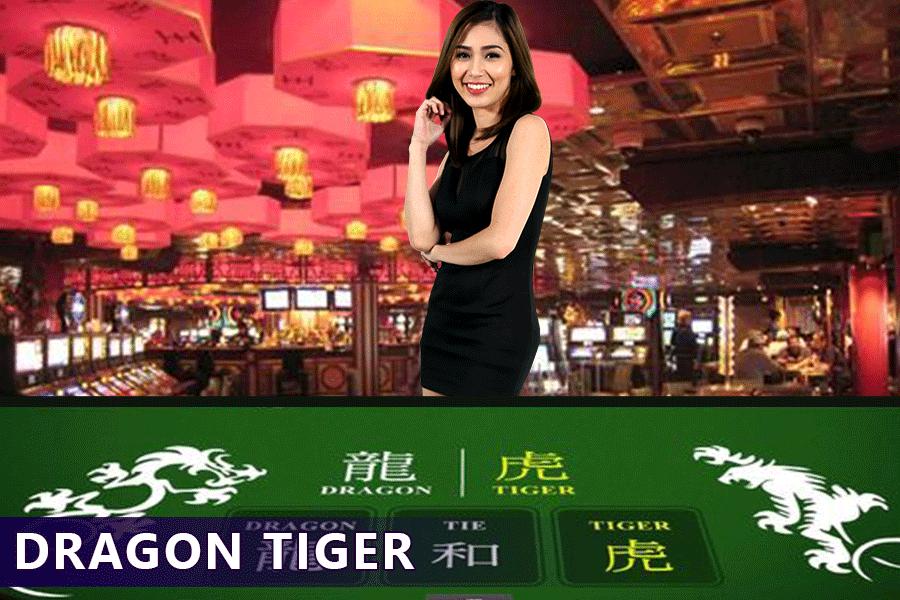 Dasar Umum Bermain Judi Casino Dragon Tiger