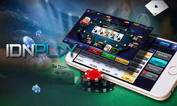 IDN Play Provider Judi Online Terpopuler di Asia